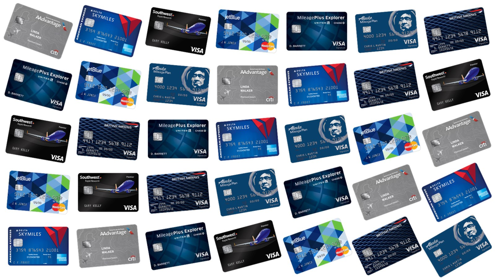 What S The Point Of Airline Credit Cards In A Sapphire